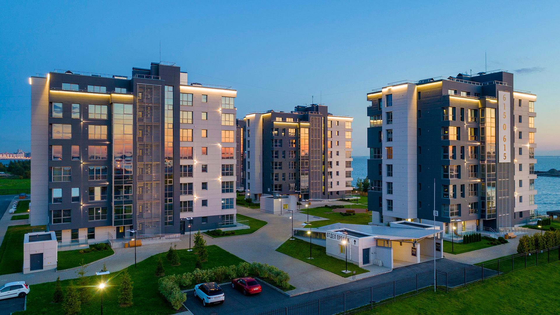 Девелоперы Петербурга предупреждают о росте цен на апартаменты 3